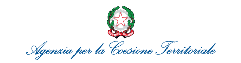 Logo Agenzia per la coesione territoriale